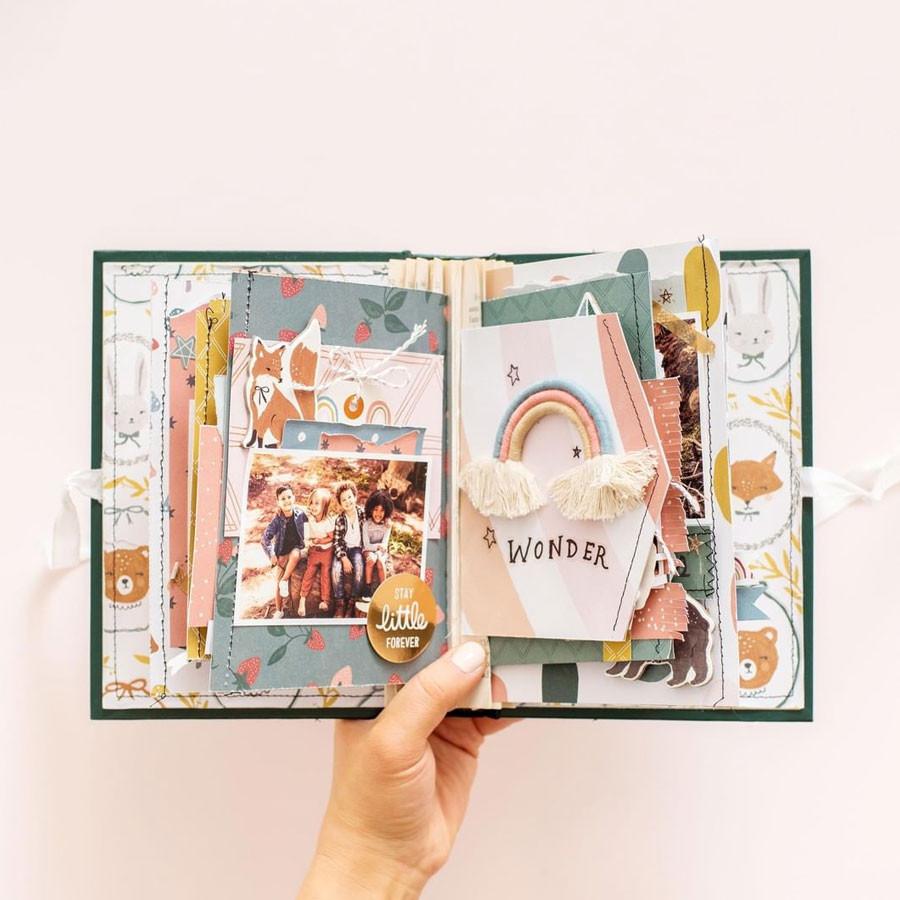 Magical Forest - Papier spécial Arc-en-ciel