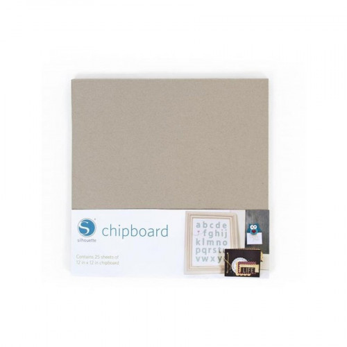 Chipboard 30 x 30 cm - 25 planches