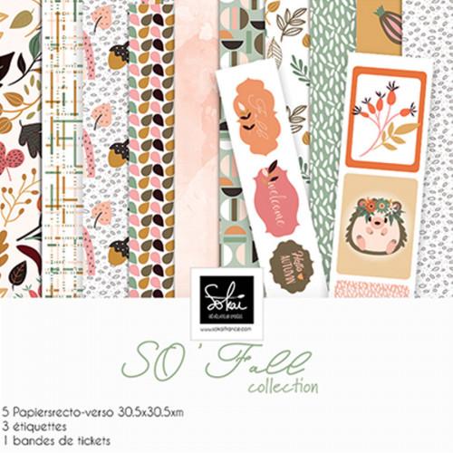 SO'Fall Kit de collection