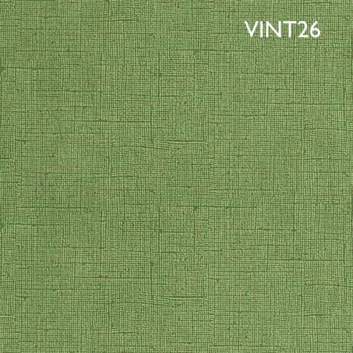 Cardstock Vintage Vert forêt