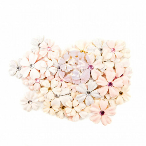 Fleurs en papier Lavender Frost