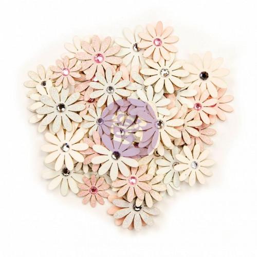 Fleurs en papier Poetic Rose #4