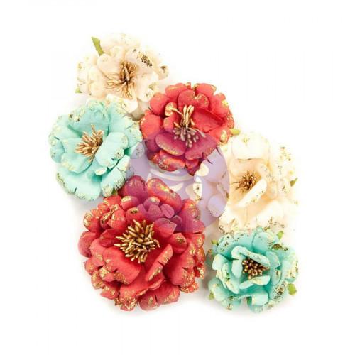 Fleurs en papier Midnight Garden #1