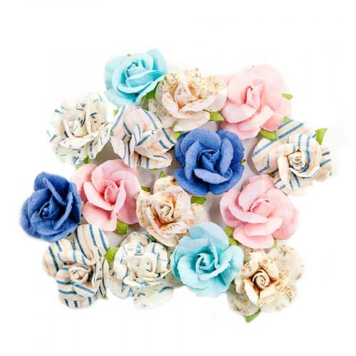 Fleurs en papier Golden Coast #7