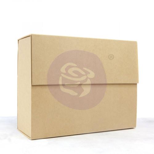 Album boîte à customiser - 25,4 x 20,3 x 12,7 cm