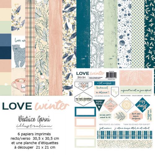 Love Winter Kit de collection