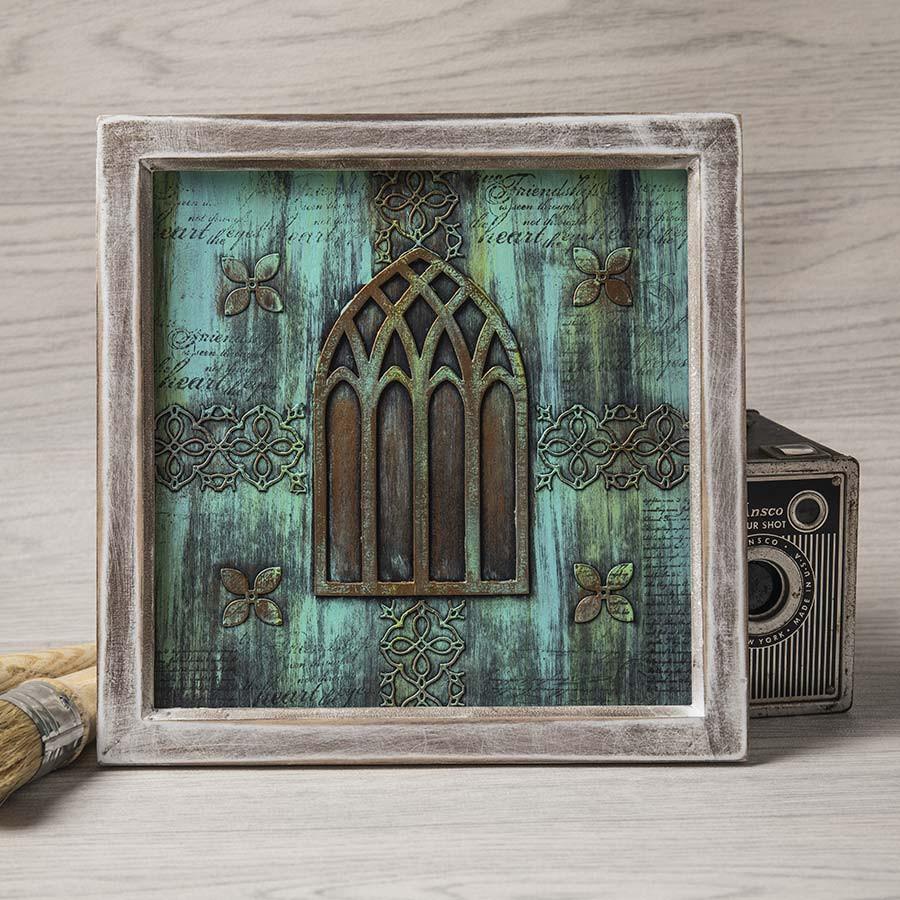 Bigz Die Fenêtre de cathédrale