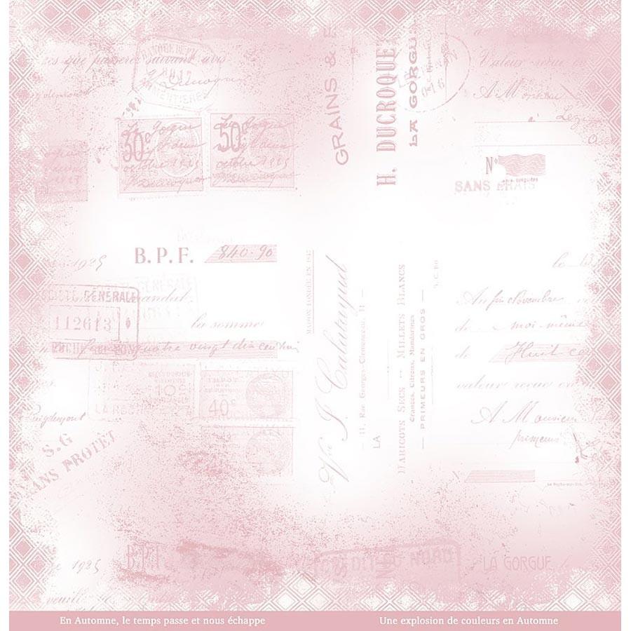 Miss Automne - Papier #6