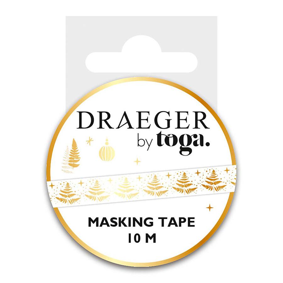 Masking Tape Sapins - 1,5 cm x 10 m