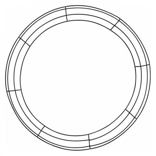 Support en métal pour Couronne Ø 30 cm