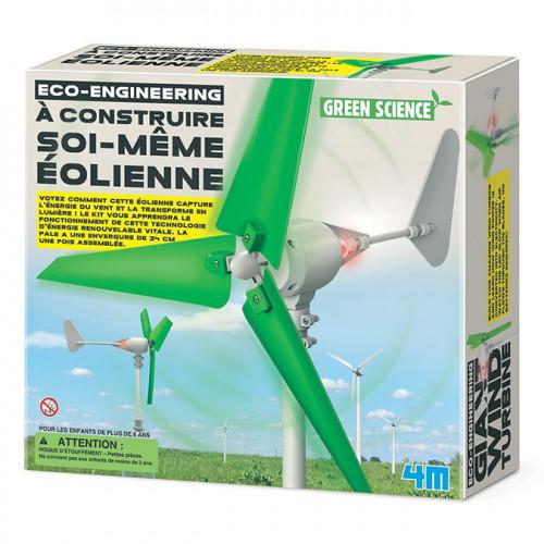Éolienne à assembler