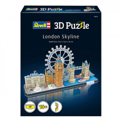 Puzzle 3D Londres