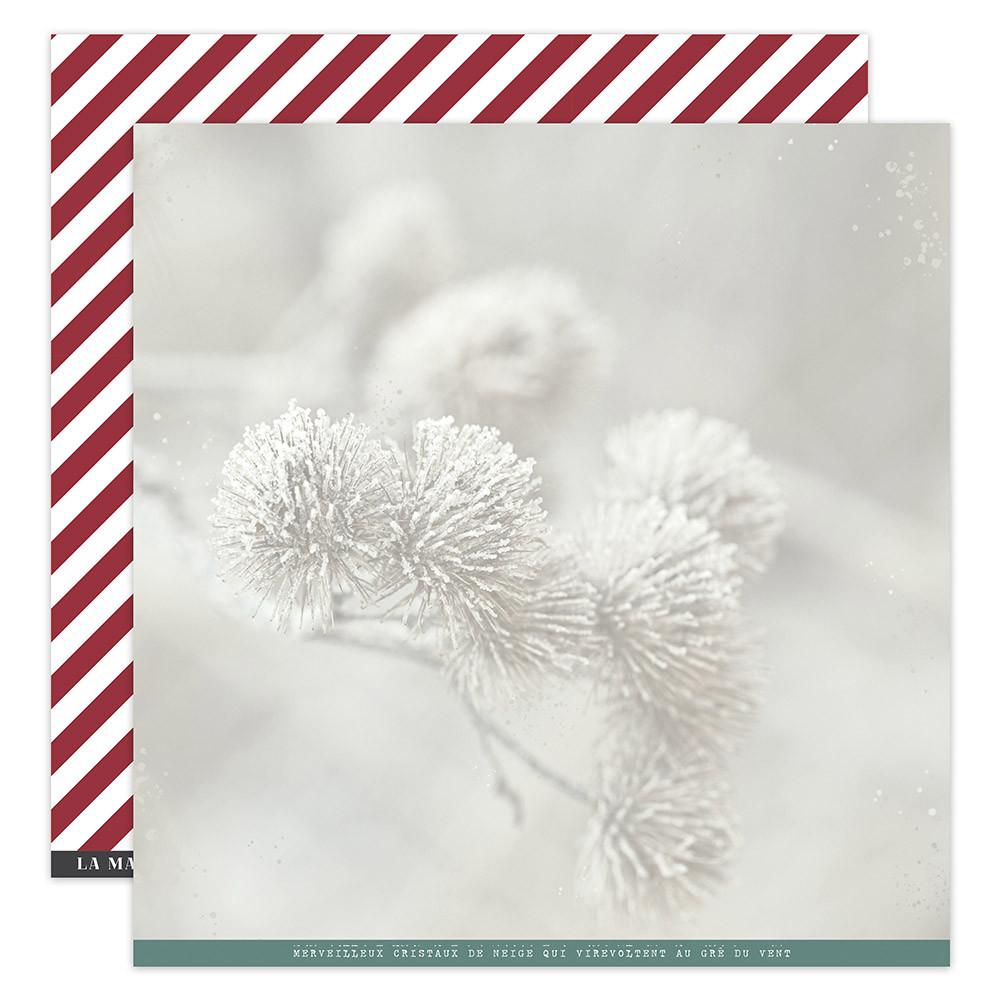 Oh Winter Papier imprimé #2