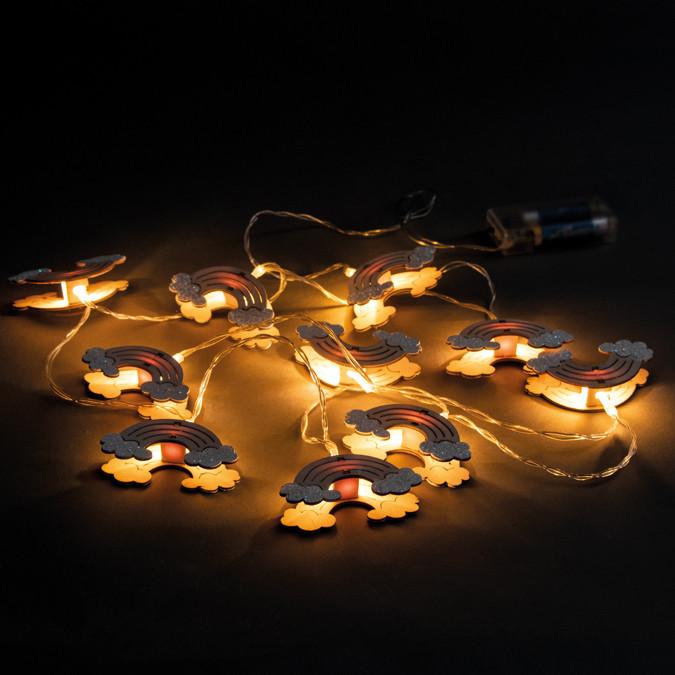 Guirlande lumineuse Arc-en-ciel 175 cm