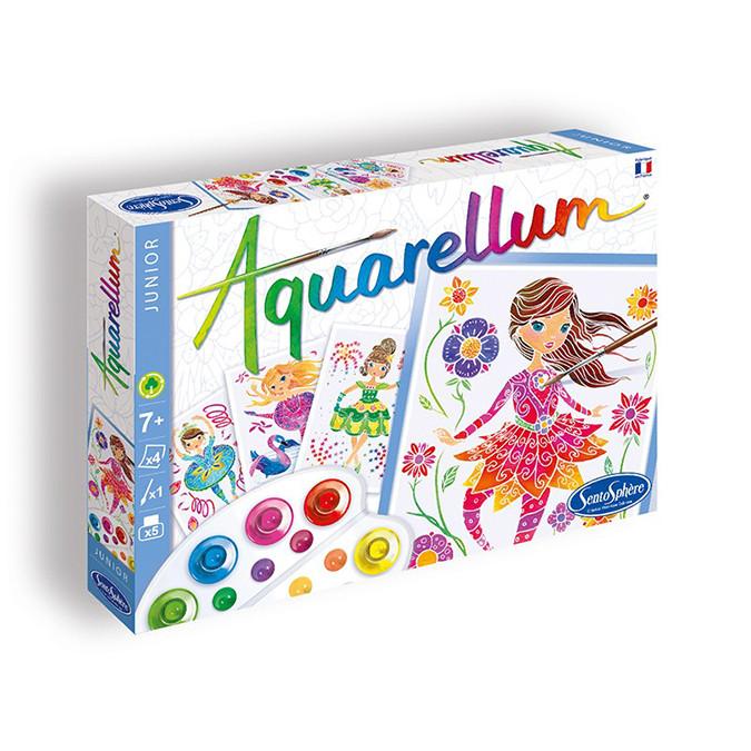 Aquarellum Junior coffret Ballerines
