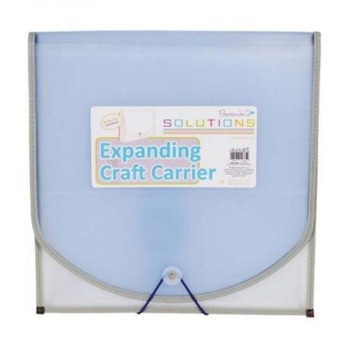 Pochette de rangement pour papiers scrap 30 x 30 cm