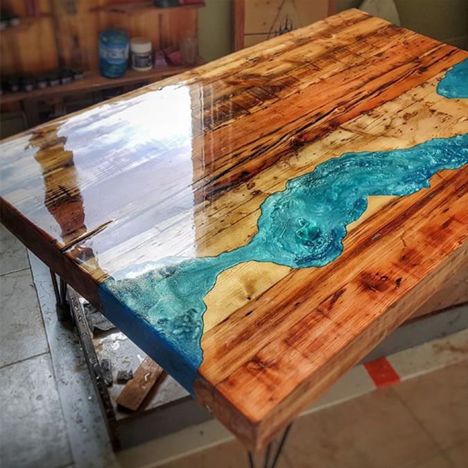 Résine transparente Crystal'Glass 150 ml