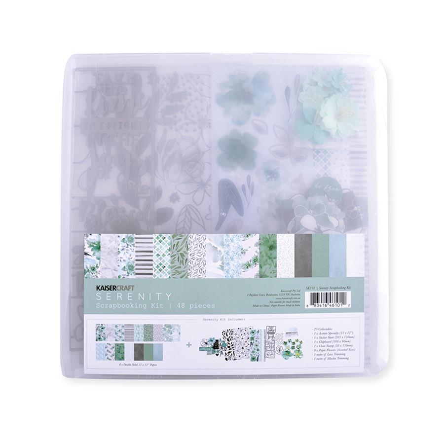 Scrapbook Kit Serenity