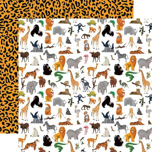 Zoo Adventure Papier Born to be Wild