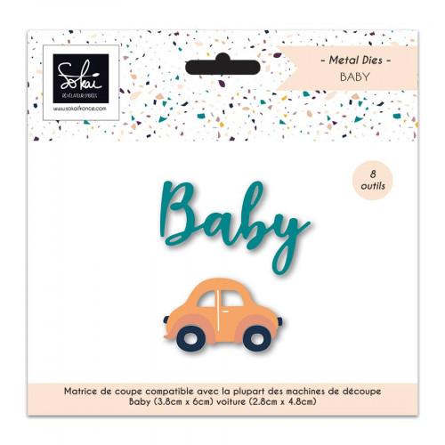 Die Set So'BB Baby - 2 pcs