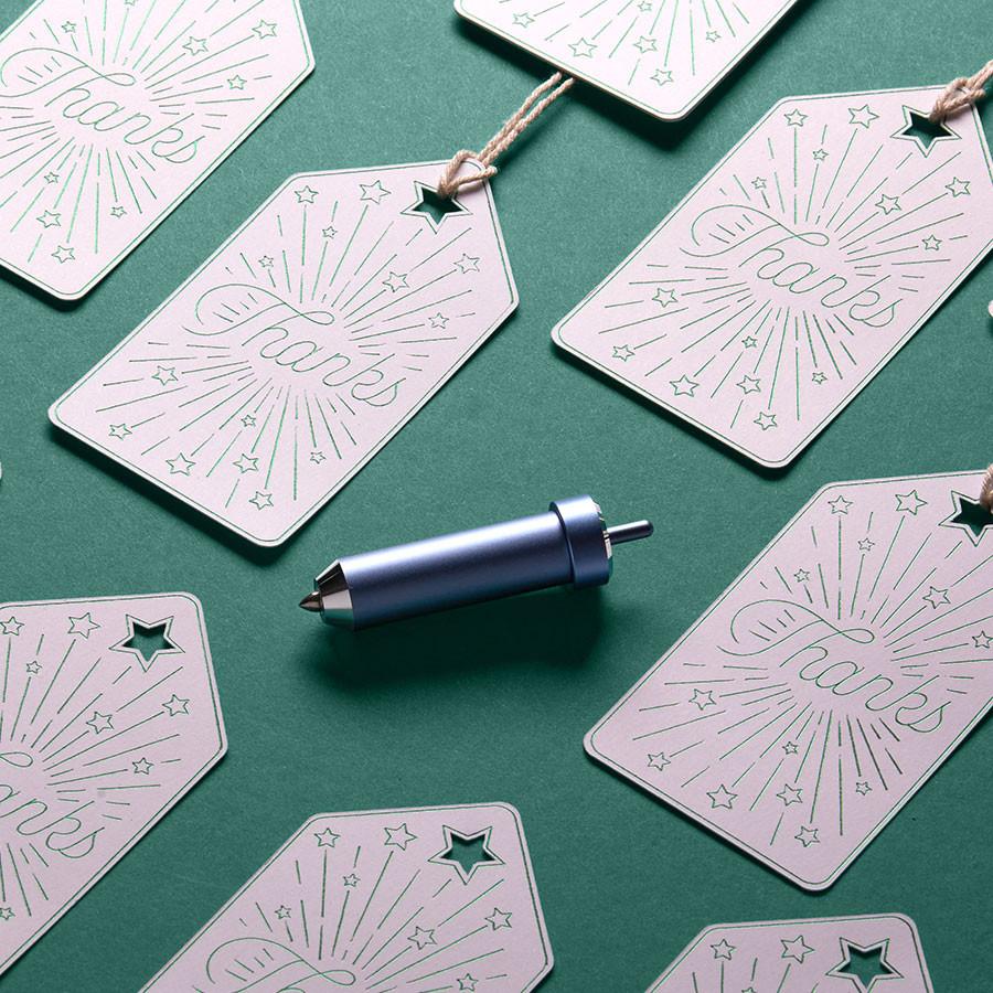 Cricut Foil Transfer Assortiment Jewel 10 x 15 cm - 24 feuilles