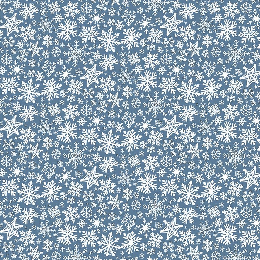 Winter Market Papier 4X6 Journaling Cards