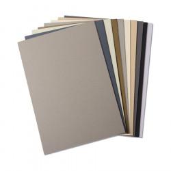 Cardstock et matières