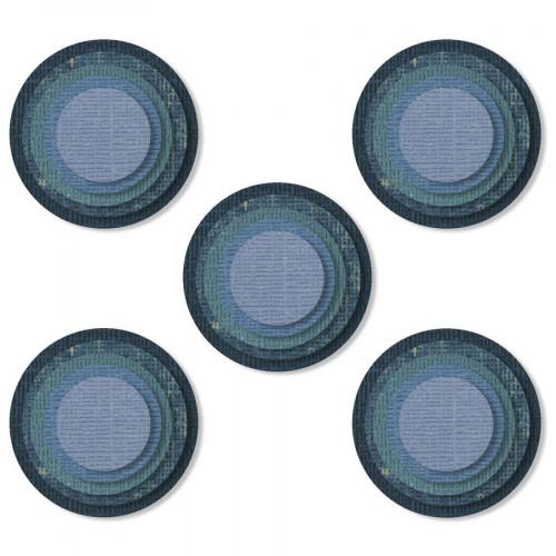 Thinlits Die Set Cercles - 25 pcs