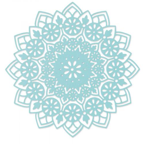 Thinlits Die Mandala