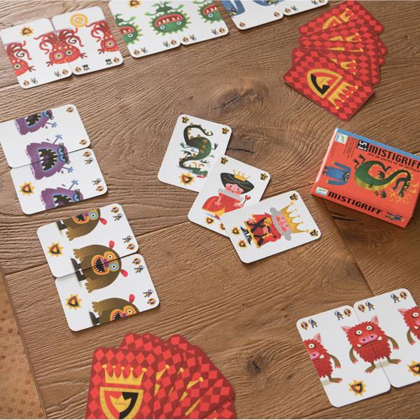 Jeux de cartes Mistigriff