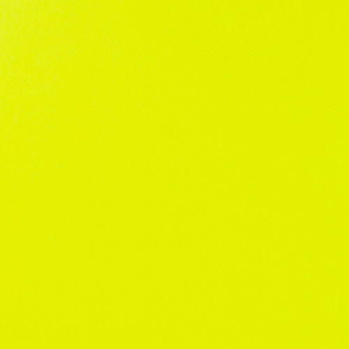 Flex thermocollant Flexcut 50 x 25 cm jaune fluo