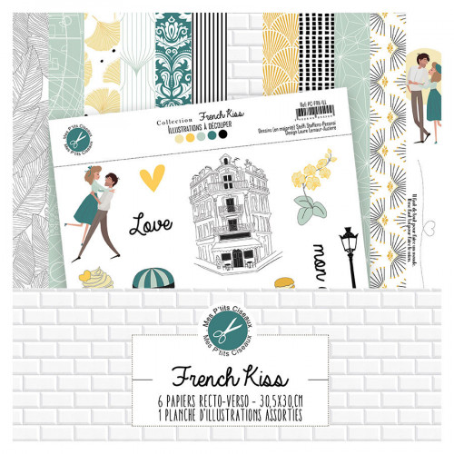 French Kiss Kit de collection