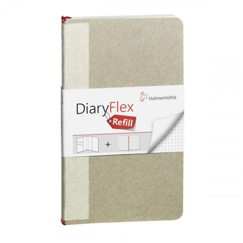 Recharge pages Diary Flex a pointillés