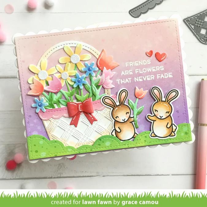 Die Set Construire un panier de Pâques