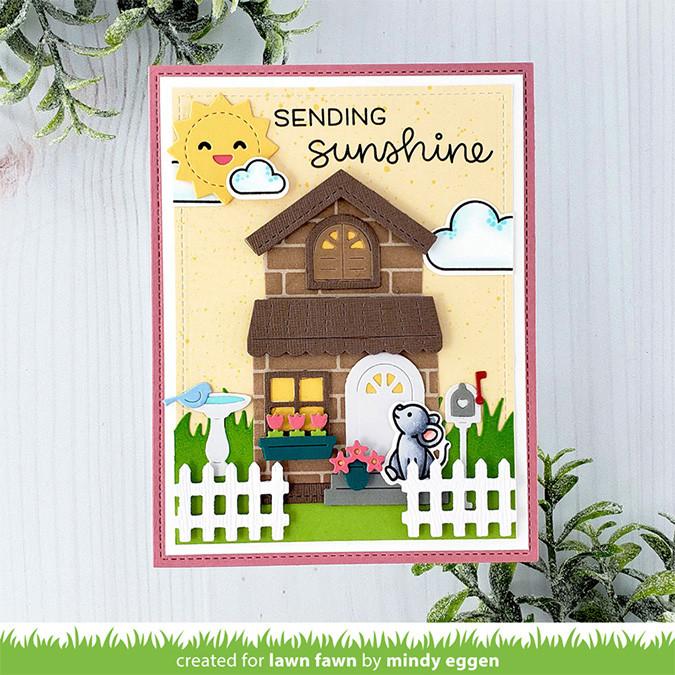 Die Set Construire une maison : ajout printemps