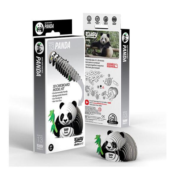 Eugy 3D panda