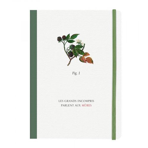 Histoires naturelles - Carnet souple - 10,5 x 14,8 cm