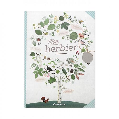 Coffret Mon herbier - 48 pages