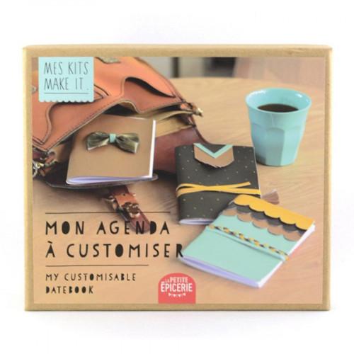 Mes Kits Make It - Agenda à Customiser