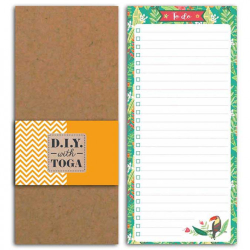Bloc To Do List - 8 x 18,5 cm - 100 pages