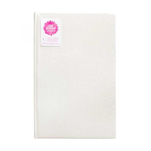 Carnet blanc papier aquarelle - 15 x 23 cm - 96 pages