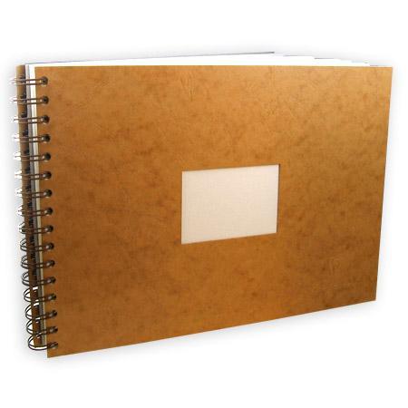 Album de voyage aquarelle - Havane - 300 g/m² - 21 x 29,7 cm