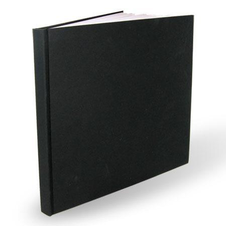 Goldline - Carnet cousu collé couverture rigide - Carré - 140 g/m² - 20 x 20 cm