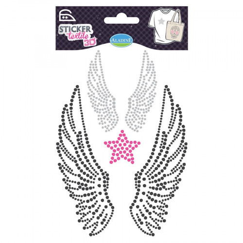 Strass Thermocollants - Ailes