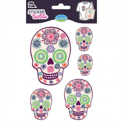 Stickers textile