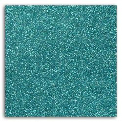 Glitter thermocollant
