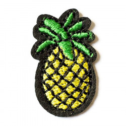 Ecusson thermocollant - Mini ananas