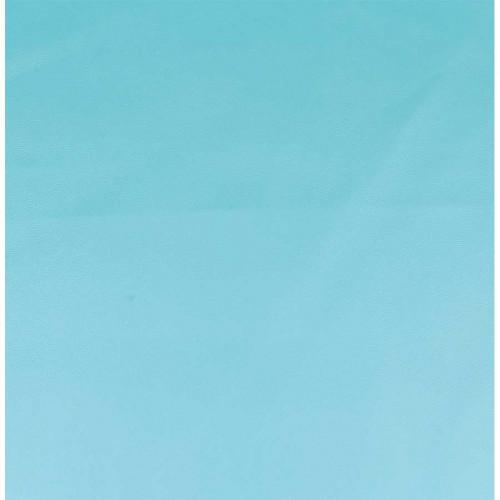 Simili cuir - bleu sarcelle - 50 x 68 cm