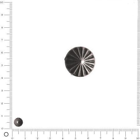 Clous à griffes L.8 mm - Parasol - Black nickel