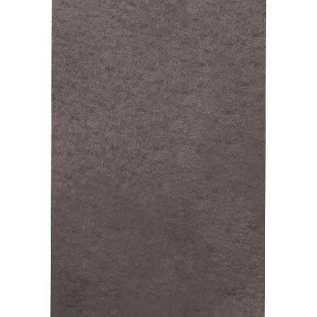 Feutrine adhésive - gris foncé - A4
